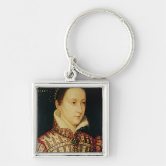 Miniature of Mary Queen of Scots, c.1560 Key Ring