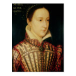 Miniature of Mary Queen of Scots, c.1560 Post Cards
