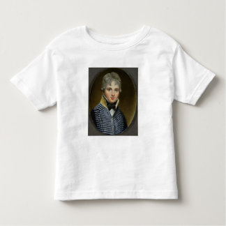 Miniature of William Howe de Lancey (d.1815), Corn Toddler T-Shirt