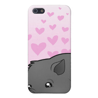 Miniature Pig Love iPhone 5 Case