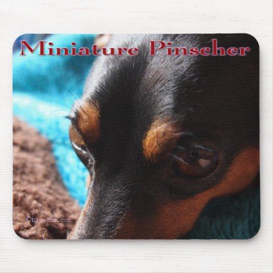 Miniature pin shear mouse mat