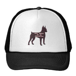 Miniature Pinscher BFF Hat