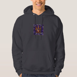 Miniature Pinscher, King of Toys Hoodie