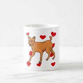 Miniature Pinscher Love Mug