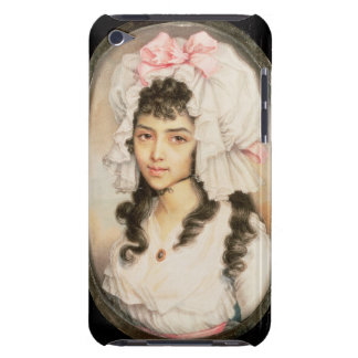 Miniature Portrait of a Girl Case-Mate iPod Touch Case