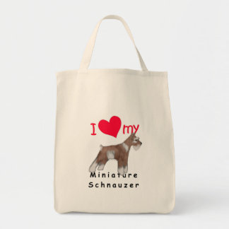 Miniature Schnauzer Bags