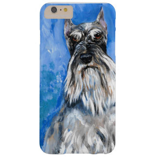 Miniature  Schnauzer Barely There iPhone 6 Plus Case