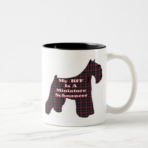 Miniature Schnauzer BFF Mug