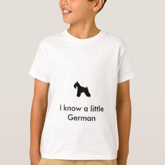 Miniature Schnauzer Dog Tshirt
