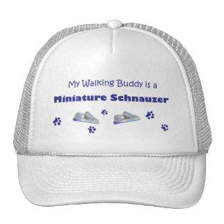 Miniature-Schnauzer Trucker Hats