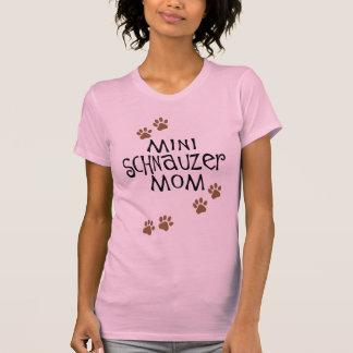 Miniature Schnauzer Mom T-Shirt