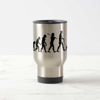 Miniature Schnauzer Travel Mug