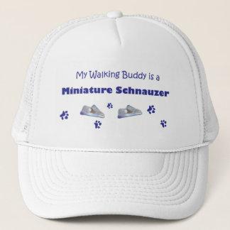 Miniature-Schnauzer Trucker Hat