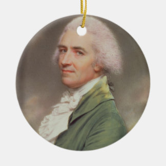 Miniature Self Portrait Christmas Ornament