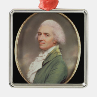 Miniature Self Portrait Christmas Ornament