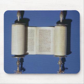 Miniature Torah Scroll, 1765 Mouse Mat