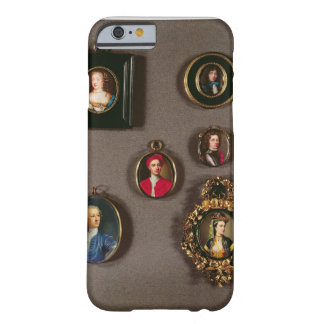 Miniatures from LtoR, TtoB: Frances Teresa Stuart, Barely There iPhone 6 Case