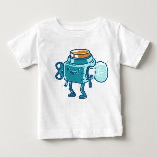 Minibot Baby T-Shirt