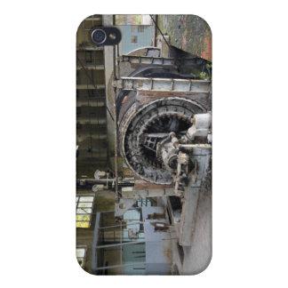 Miniera San Geronimo iPhone 4 Cover