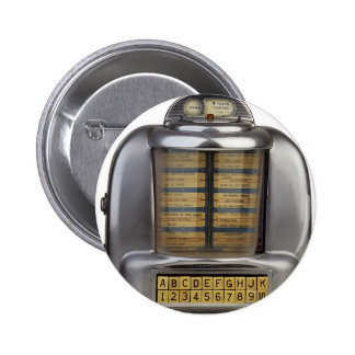 minijukebox 6 cm round badge