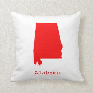 Minimal Alabama United States Cushion