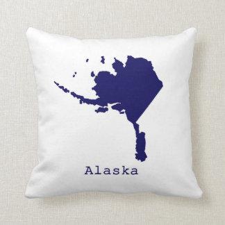 Minimal Alaska United States Cushion