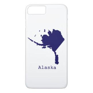 Minimal Alaska United States iPhone 8 Plus/7 Plus Case