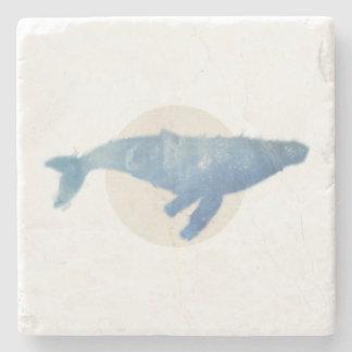 Minimal Humpback Whale Coaster