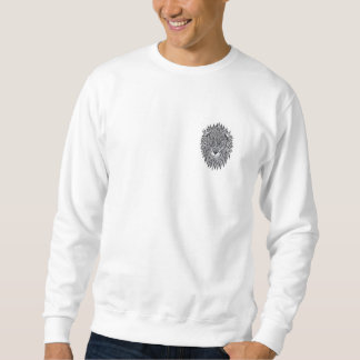 Minimal lion sweatshirt