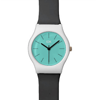 MINIMAL | monogram and any color Wristwatch