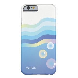 Minimal Ocean Sunrise iPhone 6/6s Case