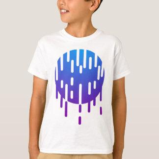 Minimal rain T-Shirt