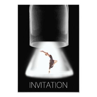 Minimalism Festival Concert Ballet Vip Invitation