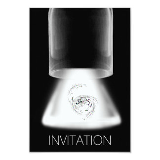 Minimalism Festival Concert Modern Vip Invitation