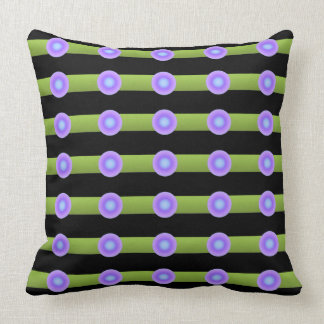 Minimalism Green and Lilac Color - Cushion