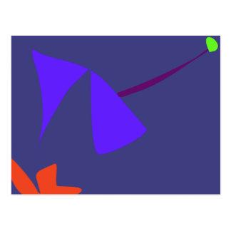 Minimalism Postcard
