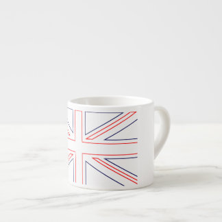 Minimalist British Flag