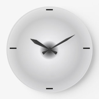 Minimalist Grey   > Plain Wall Clocks