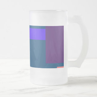 Minimalist Indigo Coffee Mug