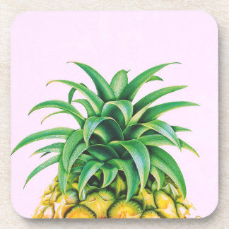 Minimalist Pineapple Coaster