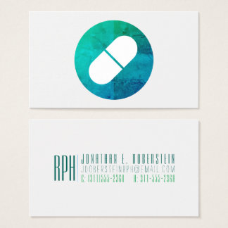 Minimalist RPH Business Card