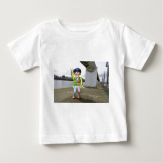 miniman in glasgow baby T-Shirt
