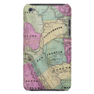 Mining District of California iPod Touch Cases