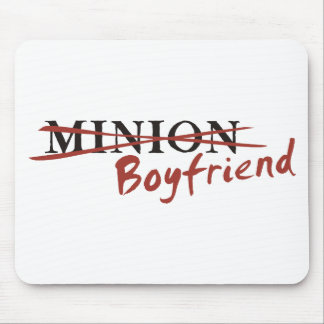 Minion Boyfriend Mouse Pad