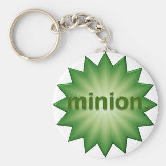 Minion Key Ring
