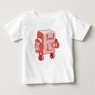 Minirobot 4 baby T-Shirt
