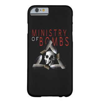 Ministry of Bombs iphone cover
