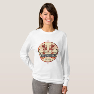 Ministry of Curiosities long sleeve T-shirt