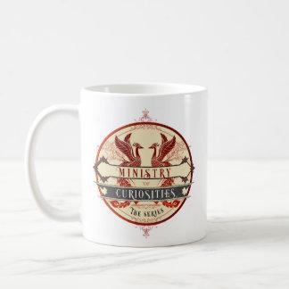 Ministry of Curiosities mug