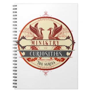 Ministry of Curiosities Notebook